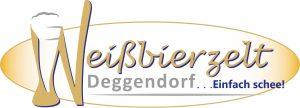 Weißbierzelt-Deggendorf Logo